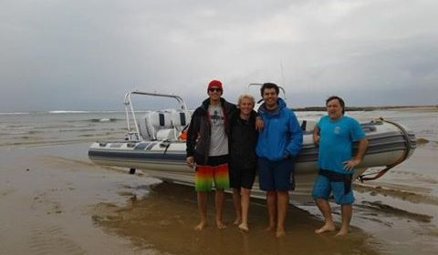 Skippers License Training June 2017