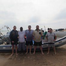Coastal Skippers License Training August 2018 @ Sodwana Bay (5)