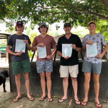 Coastal Skippers License Training ~ October 2018 @ Sodwana Bay (1)