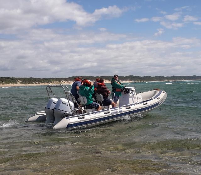 Skippers  Training