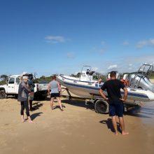 Coastal Skippers License Training ~ October 2018 @ Sodwana Bay (3)
