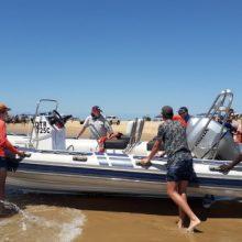 Coastal Skippers License Training October 2018 @ Sodwana Bay (3)