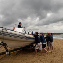 Coastal Skippers License Training September 2018 @ Sodwana Bay (1)
