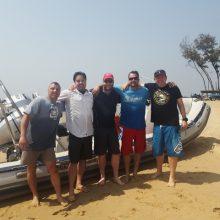 Coastal Skippers License Training September 2018 @ Sodwana Bay (5)