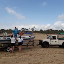 Coastal Skippers License Training December 2018 @ Sodwana Bay (4)